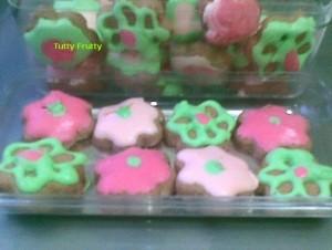 resep mocha cookies
