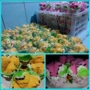 resep bolu kukus semangka
